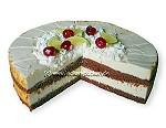 Caipirinha-Torte