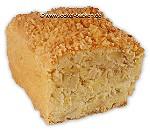 Apfel-Rührkuchen in der Kastenform