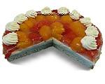 Erdbeer-Eierlikör-Torte