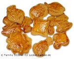 Honigplätzchen