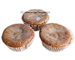 Mandel-Zimt-Muffins