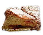 Pflaumen-Grieß-Kuchen