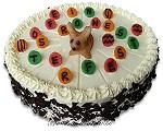 Schokoladenmousse-Torte