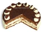 Wachauer Schokoladentorte (ohne Mehl und Backpulver)