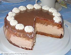 kinder schokoladen torte. Black Bedroom Furniture Sets. Home Design Ideas
